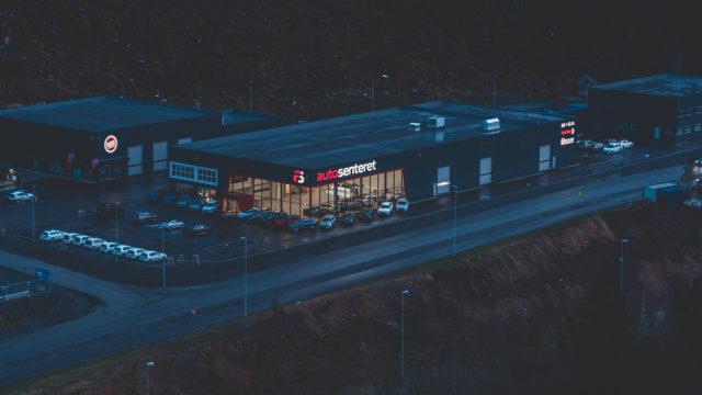 Autosenteret