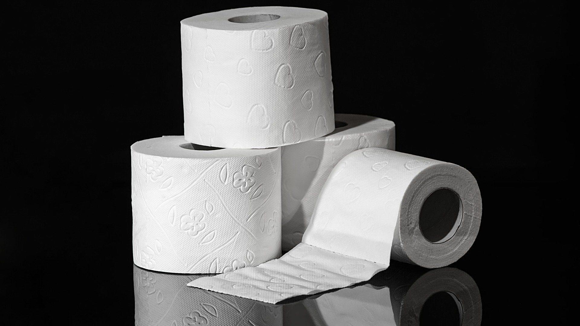 Frivillig toalett- og tørkepapirdugnad