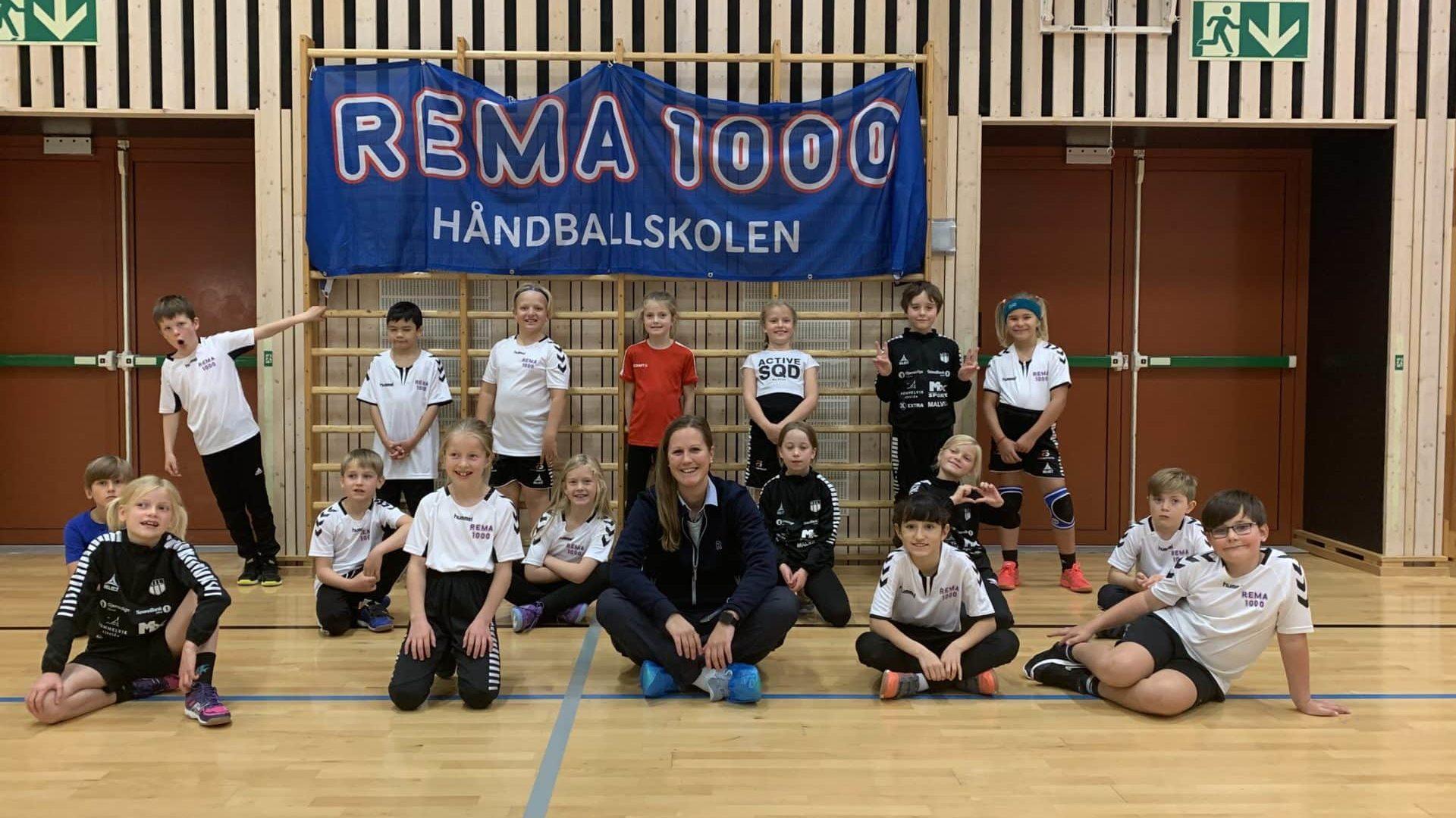 Rema håndballskole i høstferien 2020